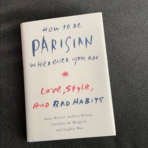 Book: How to be Parisian Wherever You Are
